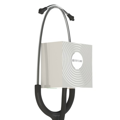 Stet Cube stethoscope disinfection device