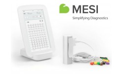 MESI mTABLET ECG, mobil ECG monitor, wireless, integrated battery