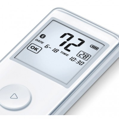 ECG MONITOR - 1 channel - Bluetooth - LCD display - Beurer ME 90